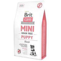 BRIT CARE Mini Grain Free Puppy Lamb 2kg [dostawa od 8,59zł, Firma Rodzinna]