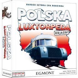 Egmont Polska luxtorpeda odjazd gra rodzinna