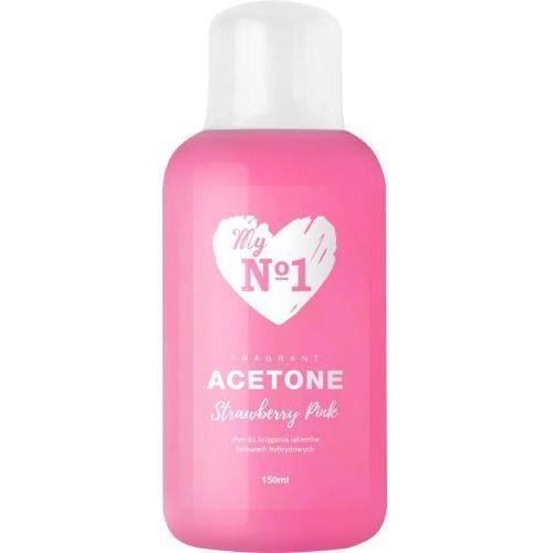My no1 Myno1 aceton strawberry pink 150mll