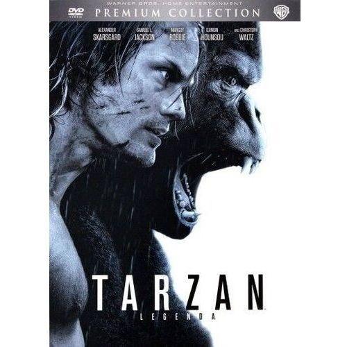 Tarzan: legenda premium collection (dvd) - od 24,99zł darmowa dostawa kiosk ruchu marki David yates