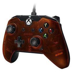 Kontroler PDP Pomarańczowy do Xbox One/PC
