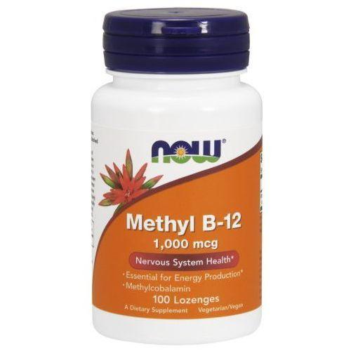 Methyl B-12 1000mcg 100kaps Metylokobalamina