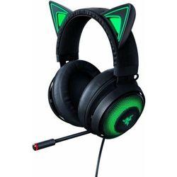 Razer słuchawki gamingowe Kraken Kitty, czarne (RZ04 R3M1)