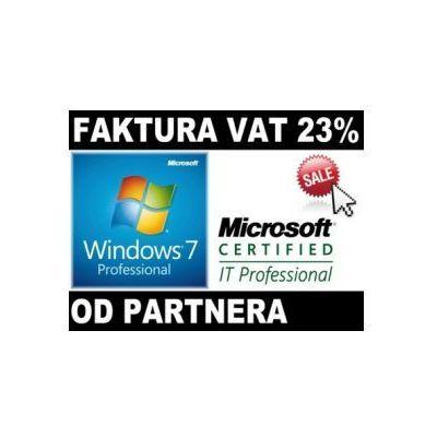 Systemy operacyjne Microsoft CYBER-SKLEP