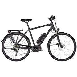 """bozen premium mężczyźni, black matt 50cm (28"""") 2019 rowery elektryczne marki Ortler"""