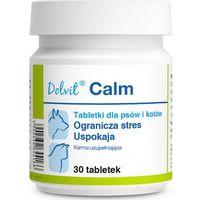 Dolvit calm dla psa i kota 30 tabletek marki Dolfos
