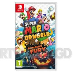 Gra Nintendo Switch Super Mario 3D World + Bowser's Fury