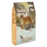 TASTE OF THE WILD Canyon River Feline Formula 2x7kg