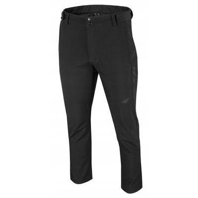 meskie ocieplane spodnie trekkingowe casual 4f t4z15 spmc001