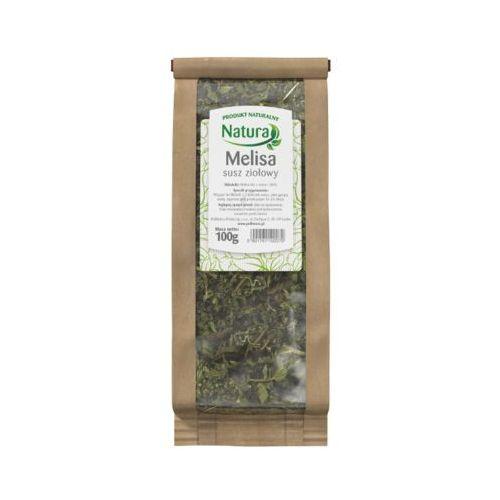 Natura 100g melisa susz ziołowy 100% herbata