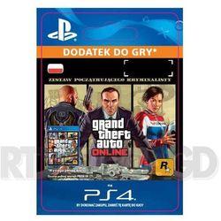 Grand Theft Auto V Zestaw Początkującego Kryminalisty [kod aktywacyjny]