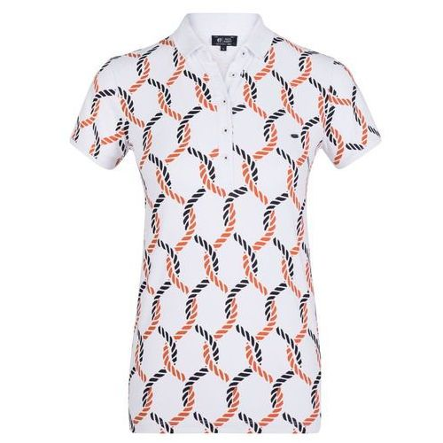 FELIX HARDY koszulka damska polo L biała