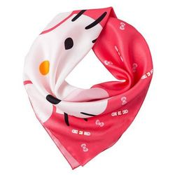 Marina Hoermanseder x Hello Kitty CUTE Chusta pink z kategorii chusty i apaszki
