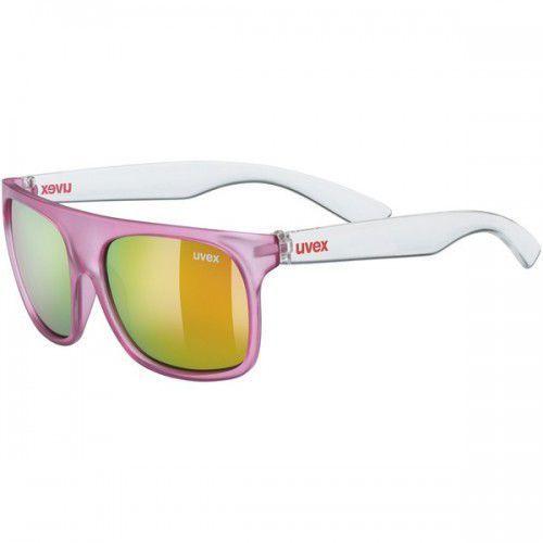 UVEX okulary dziecięce Sportstyle 511 (S3) pink clear (różowy) mirror pink