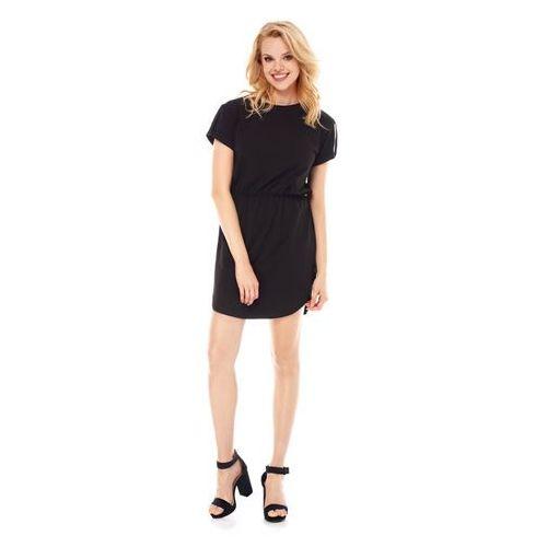 Sugarfree Sukienka natalya w kolorze czarnym