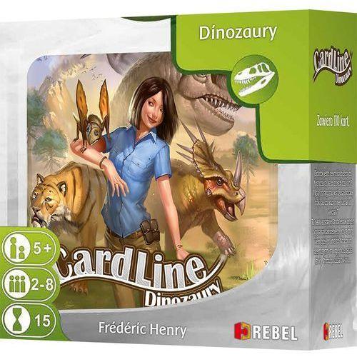 Rebel Cardline: dinozaury