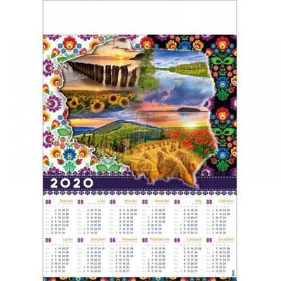 Kalendarze CRUX Pasaż Biurowy