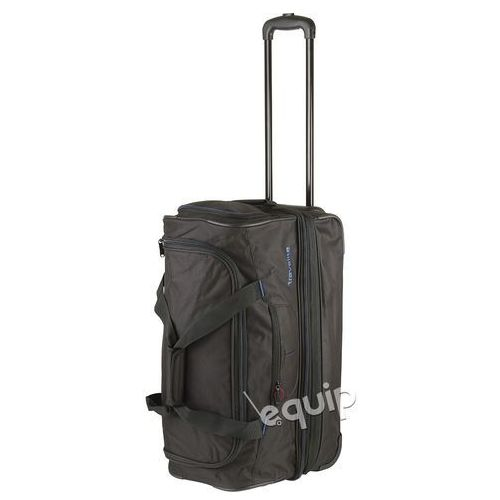 Torba podróżna Travelite Basics Doubledecker S - czarny