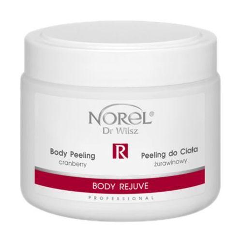 Norel (dr wilsz) body rejuve body peeling cranberry żurawinowy peeling do ciała (pp177) - 500 ml - Promocja