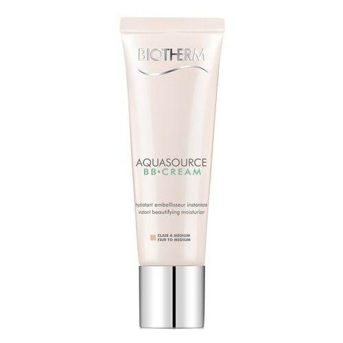 Biotherm aquasource bb cream 30ml w krem do twarzy bb fair to medium