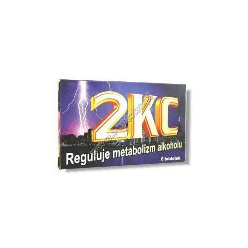 Tabletki 2KC x 6 tabl.