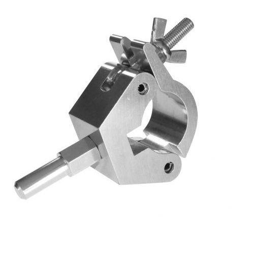 dt dgt t57215 little tom silver, obejma z trzpieniem (19mm), śr. 48-51mm marki Duratruss