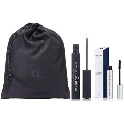 Revitalash zestaw | eyelash advanced conditioner black 4ml, volumizing mascara raven 7,4ml (9753197532001)