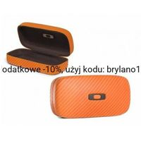 Oakley square hard case persimmon etui na okulary 07-583