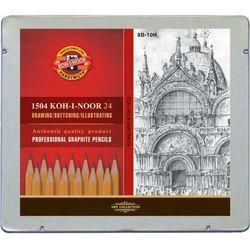 Ołówki i wkłady  KOH-I-NOOR biurowe-zakupy