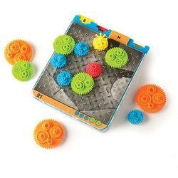Gra logiczna Kółka Zębate Fat Brain Toys - Crankity