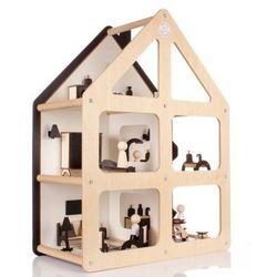 Domek Dla Lalek Drewniany Kolos