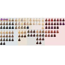 Koloryzacja włosów WELLA Hair & Beauty
