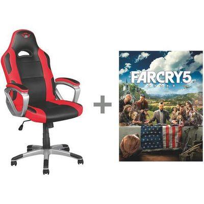 Fotele gamingowe TRUST ELECTRO.pl