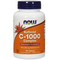 Tabletki Now Foods Witamina C-1000 Buforowana Complex 90 tabl.