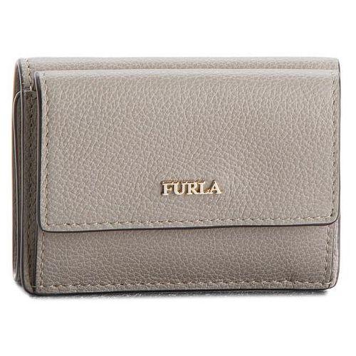f7da818547c0f Mały portfel damski - babylon 962291 p pz12 oas sabbia b (Furla ...