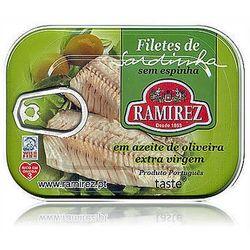 Konserwy i przetwory rybne  Ramirez Smaki Portugalii