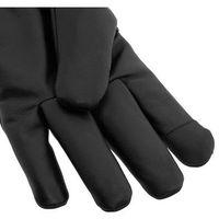 GLOVII GIBXL Ogrzewane rękawiczki skórzane L-XL (czarny)
