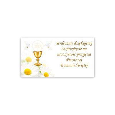 Podziękowania dla rodziców i gości DP PartyShop Congee.pl