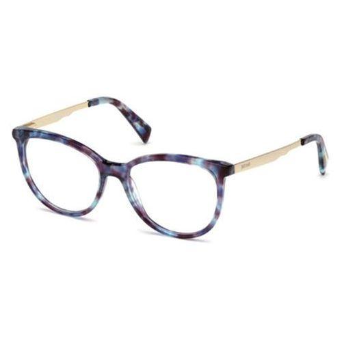 Just cavalli Okulary korekcyjne jc 0814 083