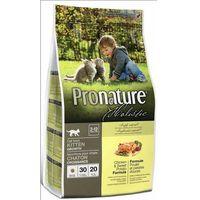 holistic dla kociąt kurczak, słodkie ziemniaki 340g/2,72kg/5,44kg marki Pronature