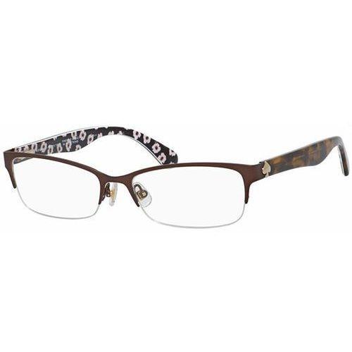 Okulary korekcyjne alexanne 04in/00 Kate spade