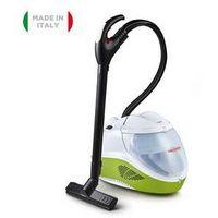 Oczyszczacz parowy vaporetto lecoaspira fav80 turbo intelligence biały/zielony marki Polti