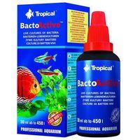 TROPICAL Bacto Active szczepy bakterii do akwarium butelki 30-250ml