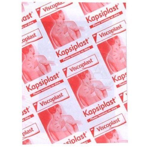 Plaster KAPSIPLAST plastry rozgrzewające x 1 szt.