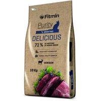 Fitmin Purity Delicious - karma z dziczyzną dla kotów wybrednych 10kg (8595237013470)