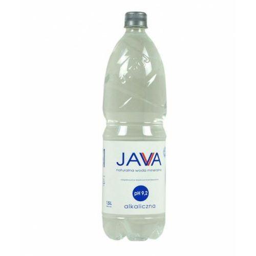Woda alkaliczna JAVA 1,5l Vivio