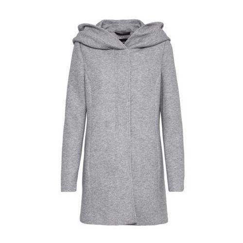 86a4aa93ec1a00 Zobacz w sklepie Vero Moda VMVERODONA Płaszcz wełniany /Płaszcz klasyczny  light grey melange, poliester