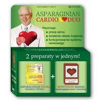 Tabletki ASPARGINIAN Cardio Duo x 50 tabletek