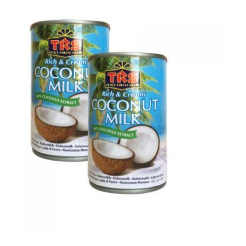 Mleko kokosowe, 400ml Trs