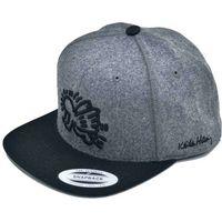 czapka z daszkiem ALIEN WORKSHOP - Haring Angel Baby Ht Grey (SEDA)
